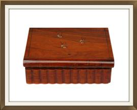 SOLD Art Deco Italian Jewellery Box In Book Form